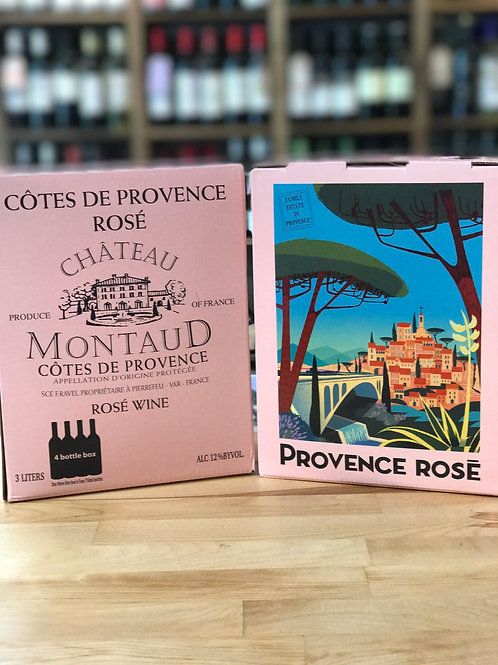 Chateau Montaud Rose