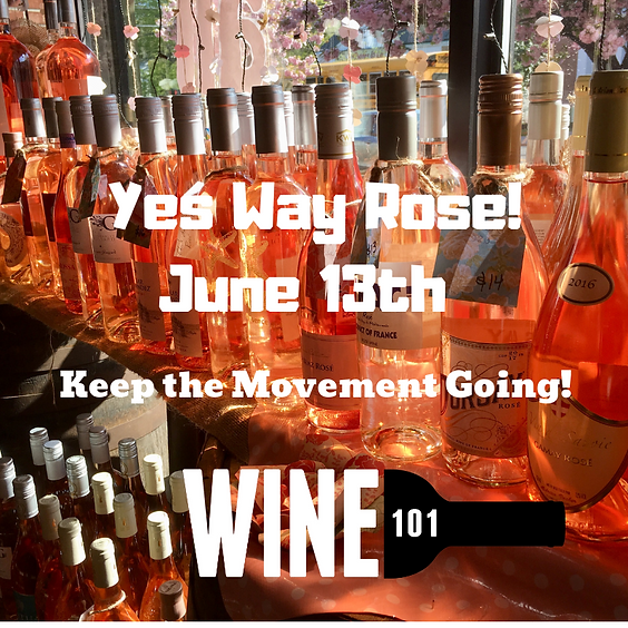 Yes Way Rosé  (1)