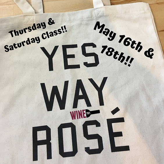 Yes Way Rosé: Saturday Session