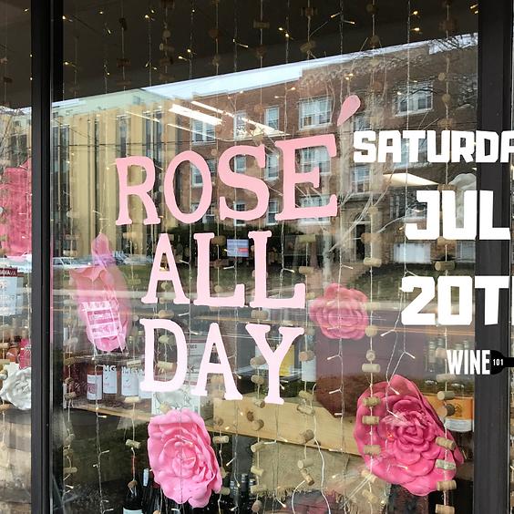 Yes Way Rosado: Saturday Edition