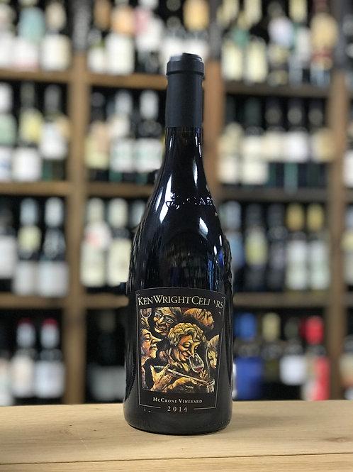 Ken Wright Cellars McCrone Vineyards Pinot Noir