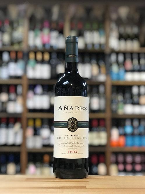 Anares Crianza Rioja