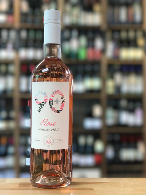 90+ Cellars Rose de Languedoc 750ml