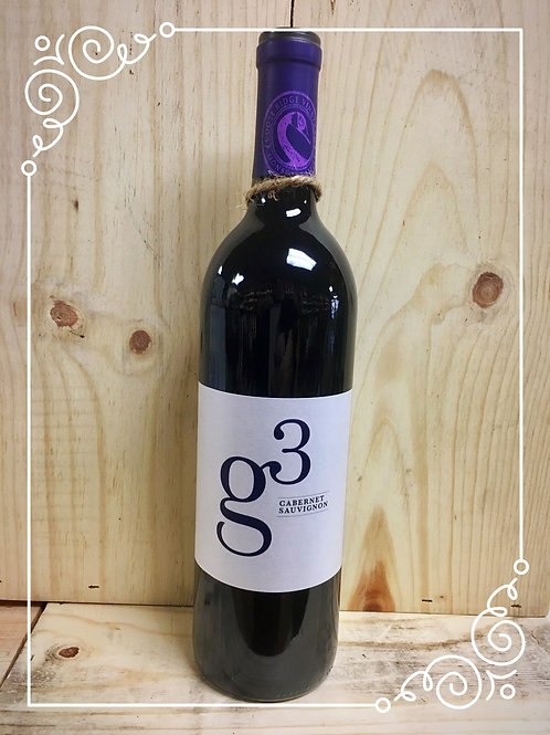 Goose Ridge Vineyards 2015 Cabernet Sauvignon