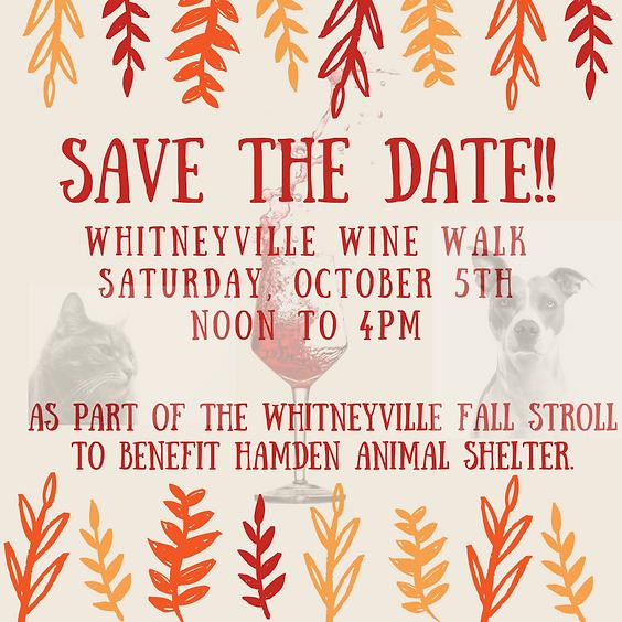 Whitneyville Wine Walk