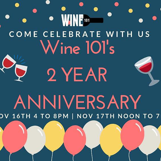 Wine 101 Hamden 2 Year Anniversary (1)