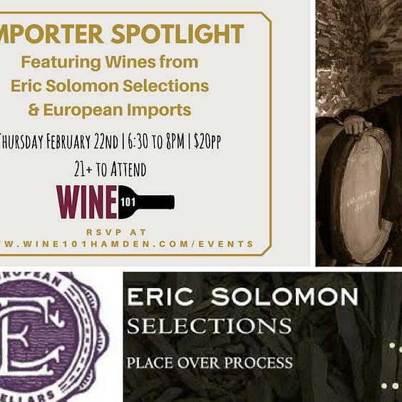 Wine201: Importer Spotlight