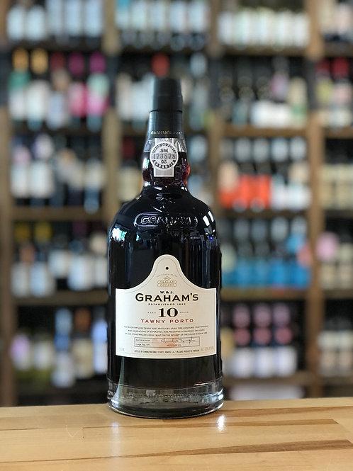 Graham's 10yr Tawny Porto