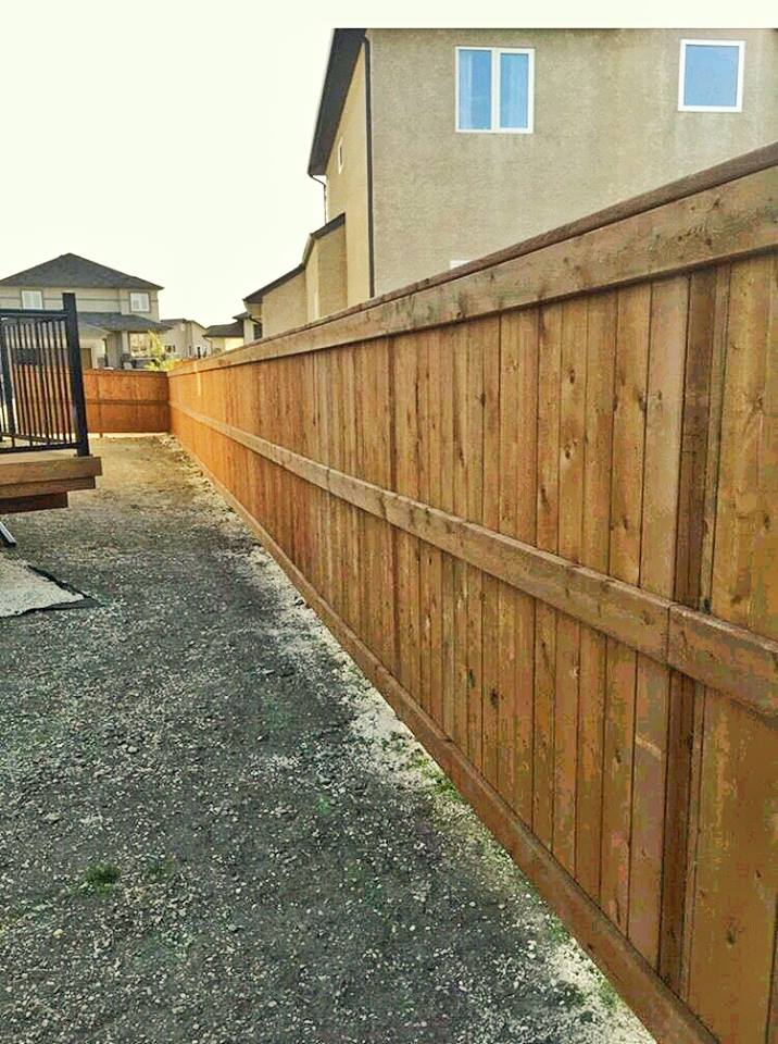 strong fence