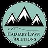 Calgary Lawn Solutions Inc. Logo