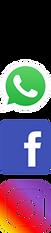 Contatos e redes sociais Mais Foco Restauração