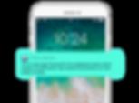 SPANISH_Smartphone White_Mode PUSH notif