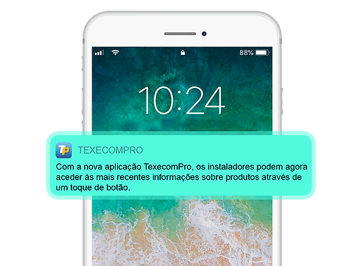 PORTUGESE Smartphone White_Mode PUSH not