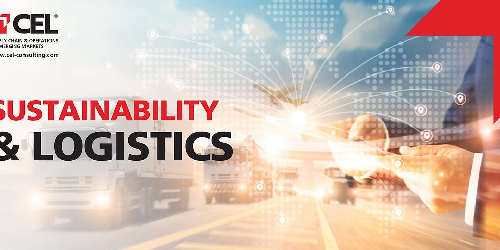 Sustainability Zoom Talk: SUSTAINABILITY X LOGISTICS