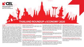 Thailand Roundup x Economy 2020