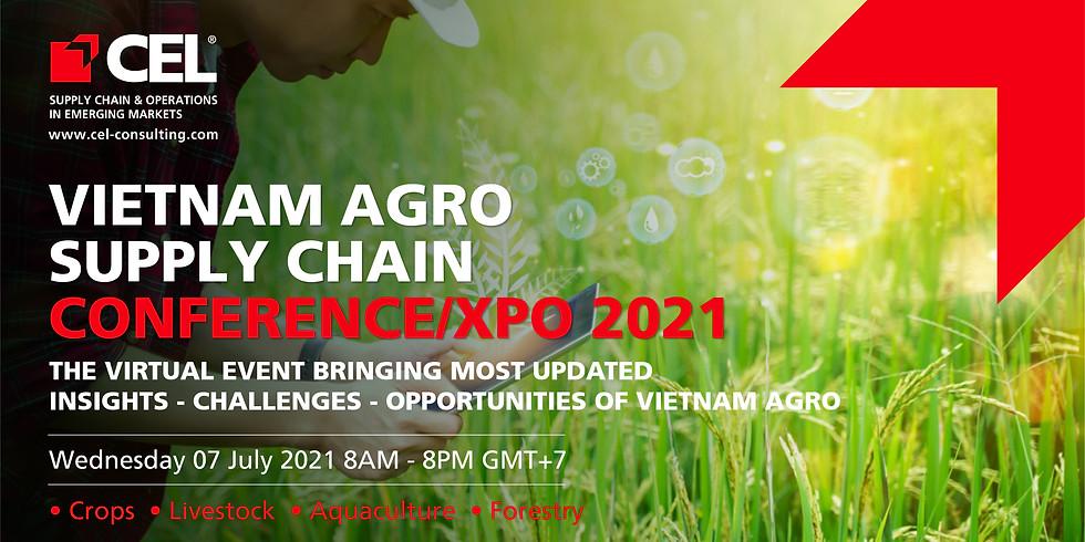 VIETNAM AGRO SUPPLY CHAIN CONFERENCE/XPO 2021