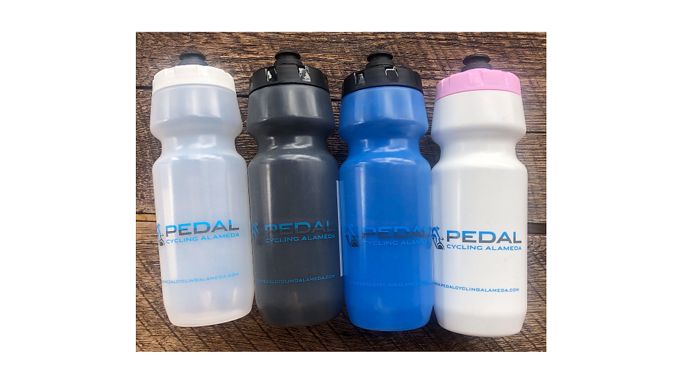 PEDAL Water Bottle