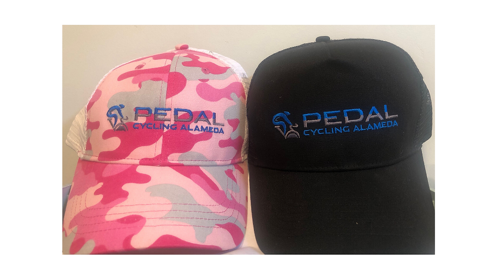 PEDAL Hats