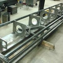 Laser Tube Cutting Frame