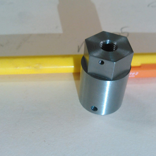 Small SS Adapter Tool