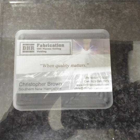 Lexan Polycarbonate Machining Window