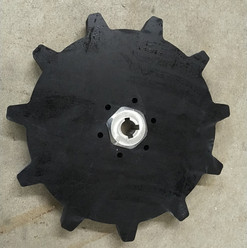 UHMW Machining Gear