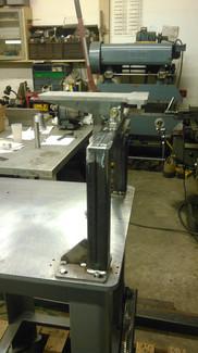 Custom Machine Frame