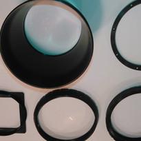 Anodized Lens