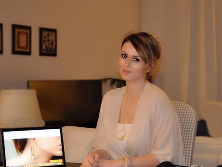 My interview at Gheir.com !