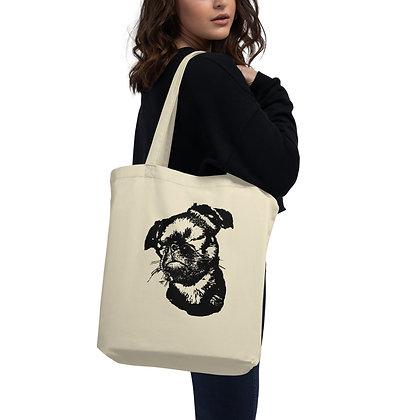Eco Tote Bag Griffon petit brabancon 3