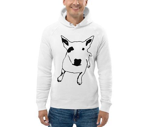 Men's Eco Hoodie Bull Terrier