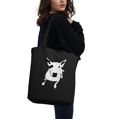 Eco Tote Bag White Bull Terrier