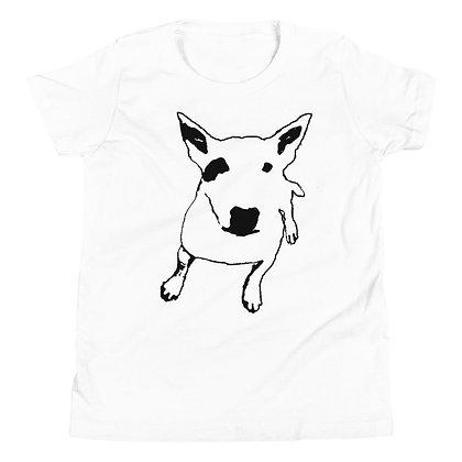 Youth Short Sleeve T-Shirt Bull Terrier