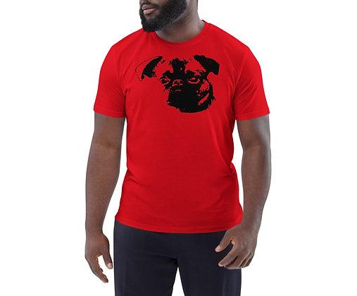 Men's organic cotton t-shirt Griffon petit brabancon 1