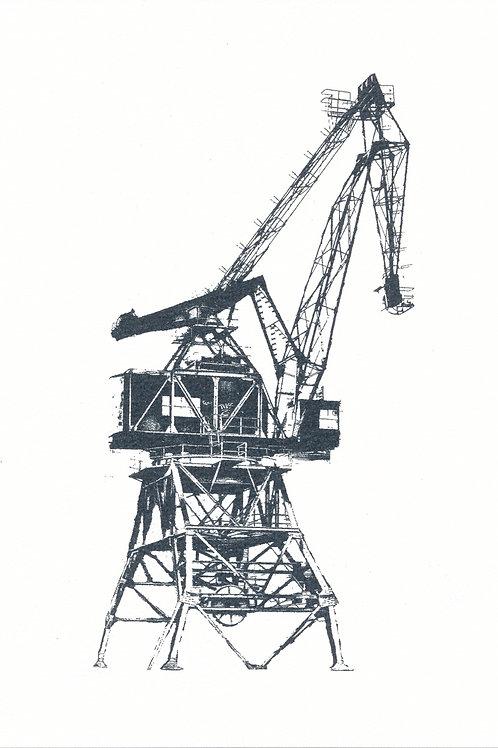 Lifting crane Collection 1