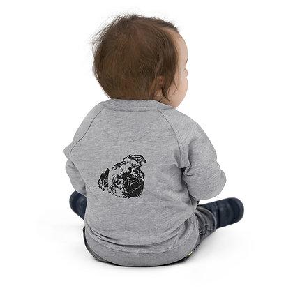 Baby Organic Bomber Jacket Griffon petit brabancon 2