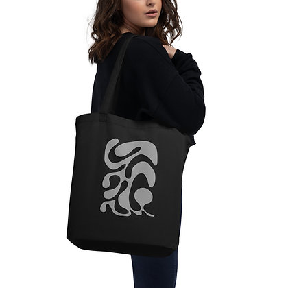 Eco Tote Bag One line grey
