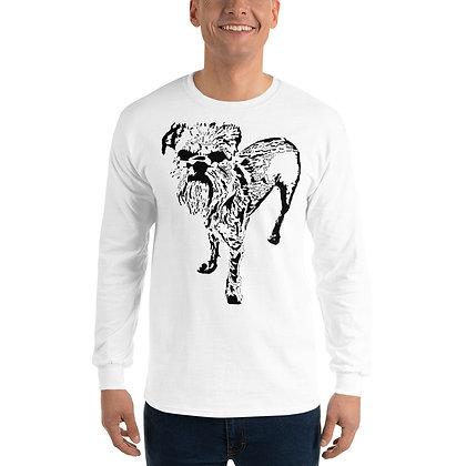 Men's Long Sleeve Shirt Griffon bruxellois 1