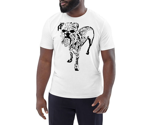 Men's organic cotton t-shirt Griffon bruxellois 1