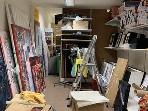 Expanding my studio