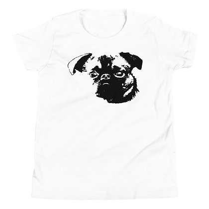 Youth Short Sleeve T-Shirt Griffon petit brabancon 1