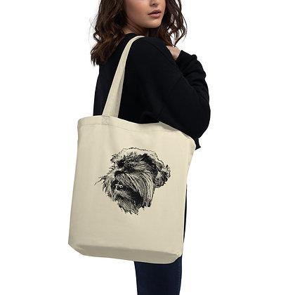 Eco Tote Bag Griffon bruxellois 3