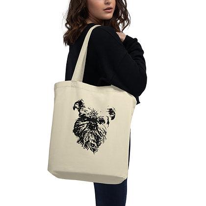Eco Tote Bag Griffon bruxellois 2