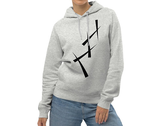 Women's Eco Hoodie Triangulate