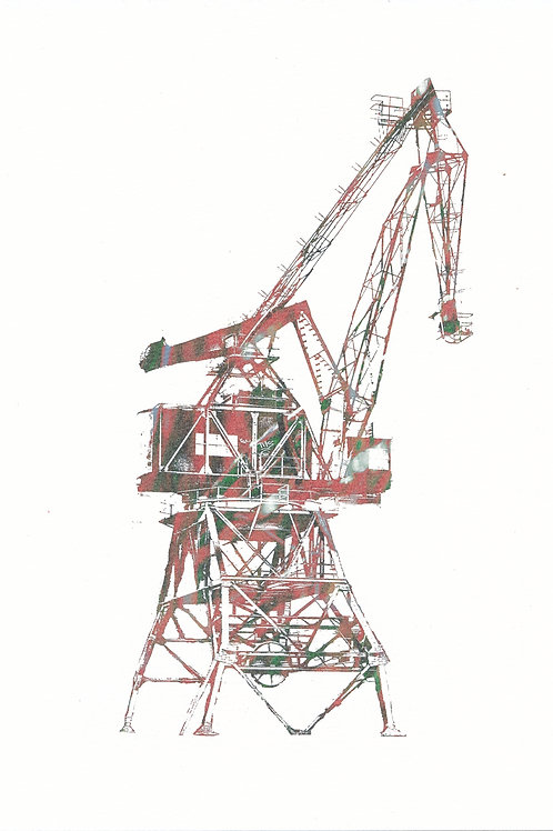 Lifting crane Collection 2