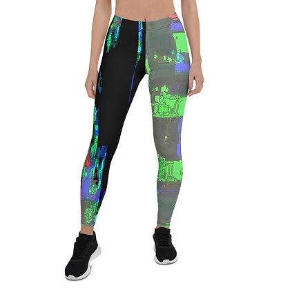 Leggings Pixels 2