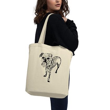 Eco Tote Bag Griffon bruxellois 1