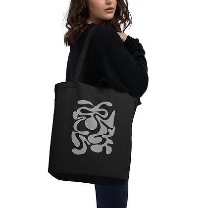 Eco Tote Bag Hidden Grey