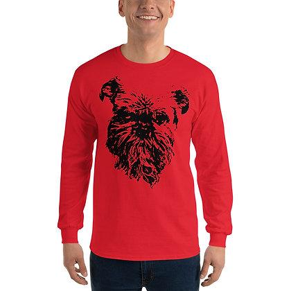 Men's Long Sleeve Shirt Griffon bruxellois 2