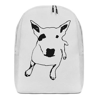 Minimalist Backpack Bull Terrier
